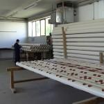 productieproces composiet lichtmasten