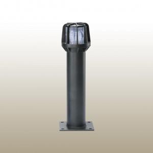 Beschermkop padverlichting paal